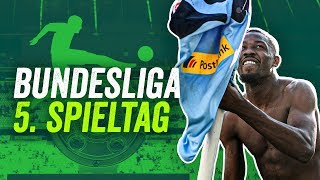 Gladbach-Comeback durch Thuram! BVB: Später Punktverlust! Onefootball Bundesliga Rückblick