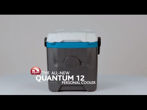 Igloo Coolers Quantum 12 Personal Cooler - The Perfect Lunch Cooler is Here!