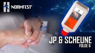 Folge 6: JP Kraemer & Scheune - Spezialhandreiniger (Entfernt Lackreste von JP's Händen)