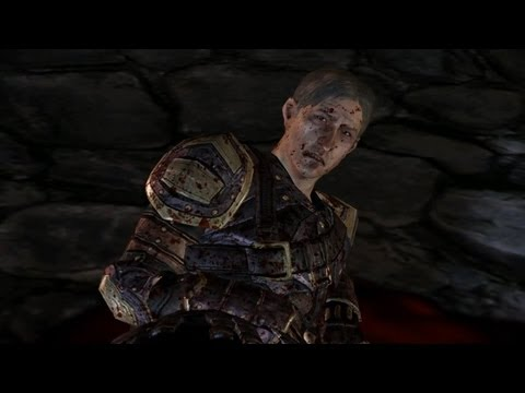 Dragon Age: Origins Часть 53 Смерть Хоу. Королева Анора
