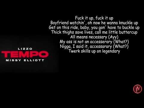 Lizzo ft Missy Elliott – Tempo-