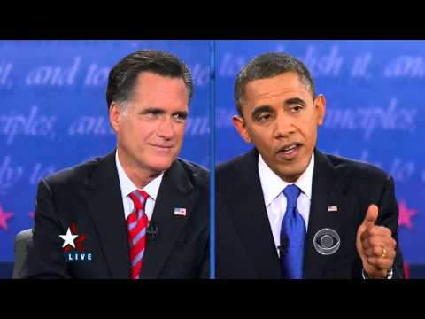 Obama Romney Argue Over Iraq Status Of Forces Agreement Youtube