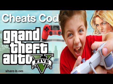 اسرار حرامي السيارات جراند 5 بلاي ستيشن 3 ( كلمات السر - شفرات - أكواد ) PS3 -Code-GTA V