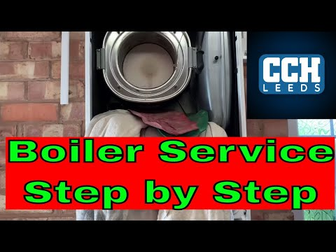 Boiler Service - Ideal Vogue Combi Boiler Step By Step Guide