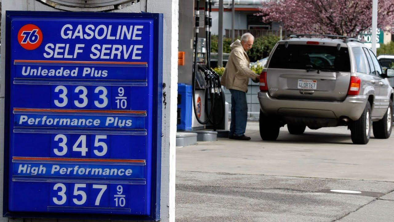 Doanh nghiệp và người dân California lao đao vì giá xăng tăng cao