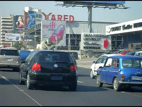 Beirut daily traffic