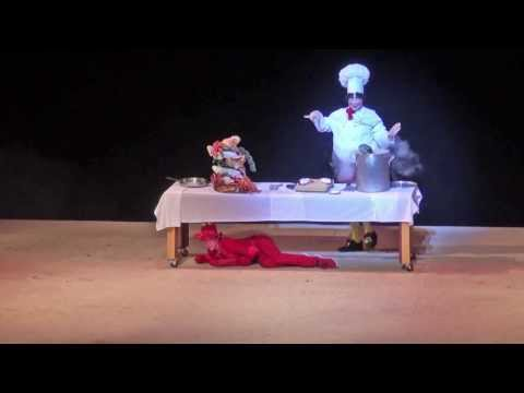 Les Poissons - The Little Mermaid
