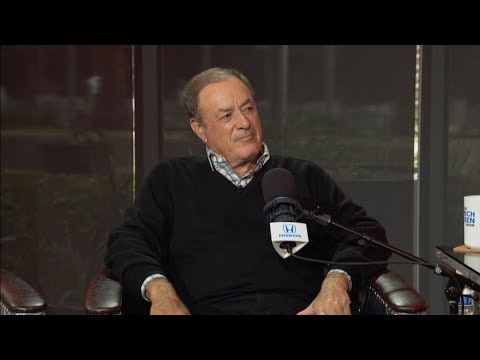 Legendary Broadcaster Al Michaels Talks Miracle on Ice, NBA