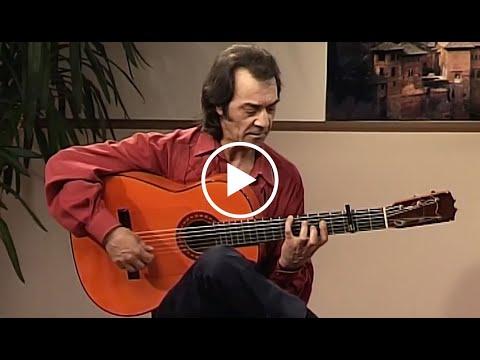 Pepe Habichuela flamenco guitar classes
