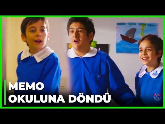 Memo Eski Okuluna Geri Döndü - İkizler Memo-Can 9. Bölüm