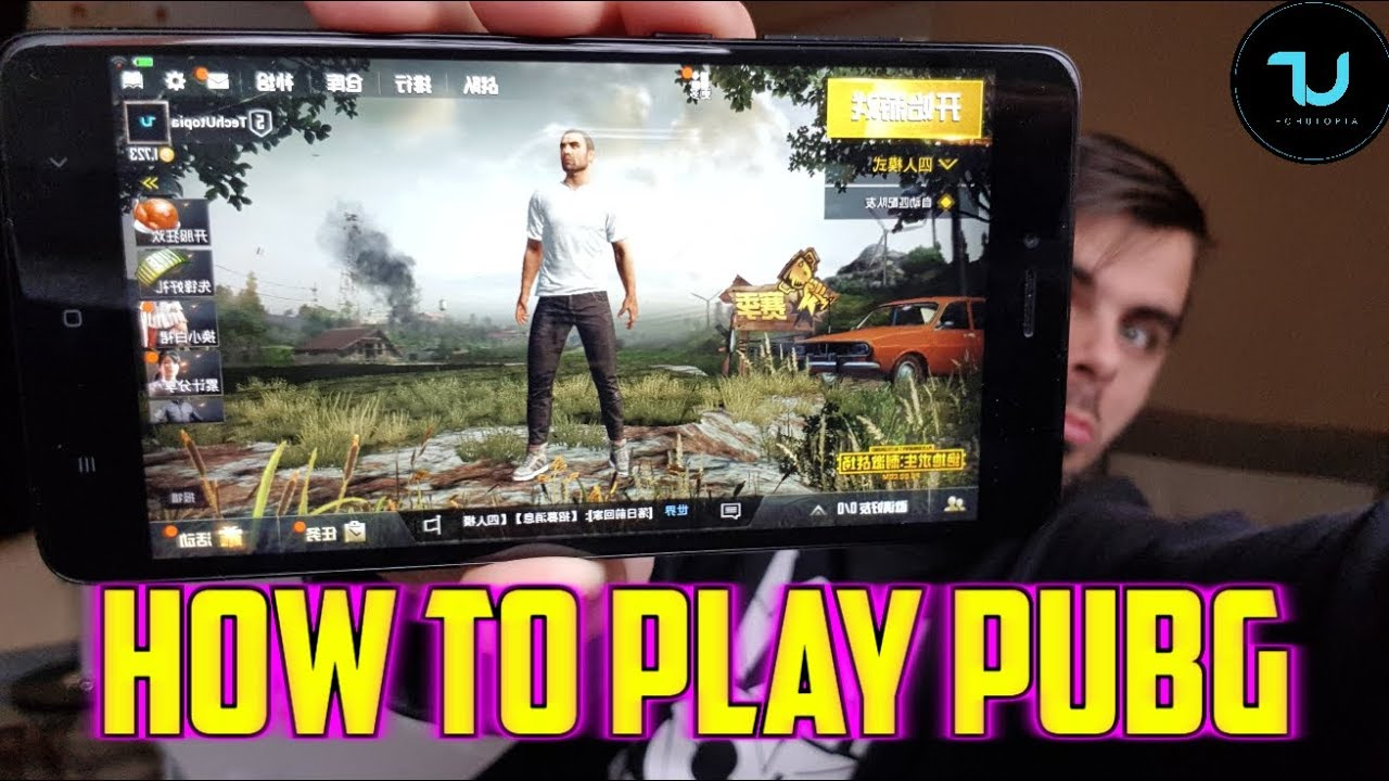 How To Play Pubg Mobile On Android Smartphone Download
