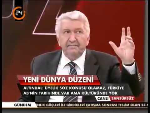 Türkiye'de Devlet İçindeki Masonlar Aytunç Altındal