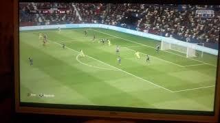 RESUMEN FIFA 19| LEVANTE VS BARCELONA| GOLAZO DE CHILENA DE ARTHUR ÉPICO!!! #1