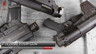 How to Fold Your Gun: Matador Arms, Law Tactical, and Sylvan Arms.