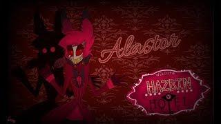 Hazbin Hotel: Alastor SPEEDPAINT #31