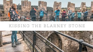 TRAVEL QUICKY - Kissing the Blarney Stone | Ireland