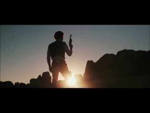 Plakat Han Solo: Gwiezdne wojny - historie