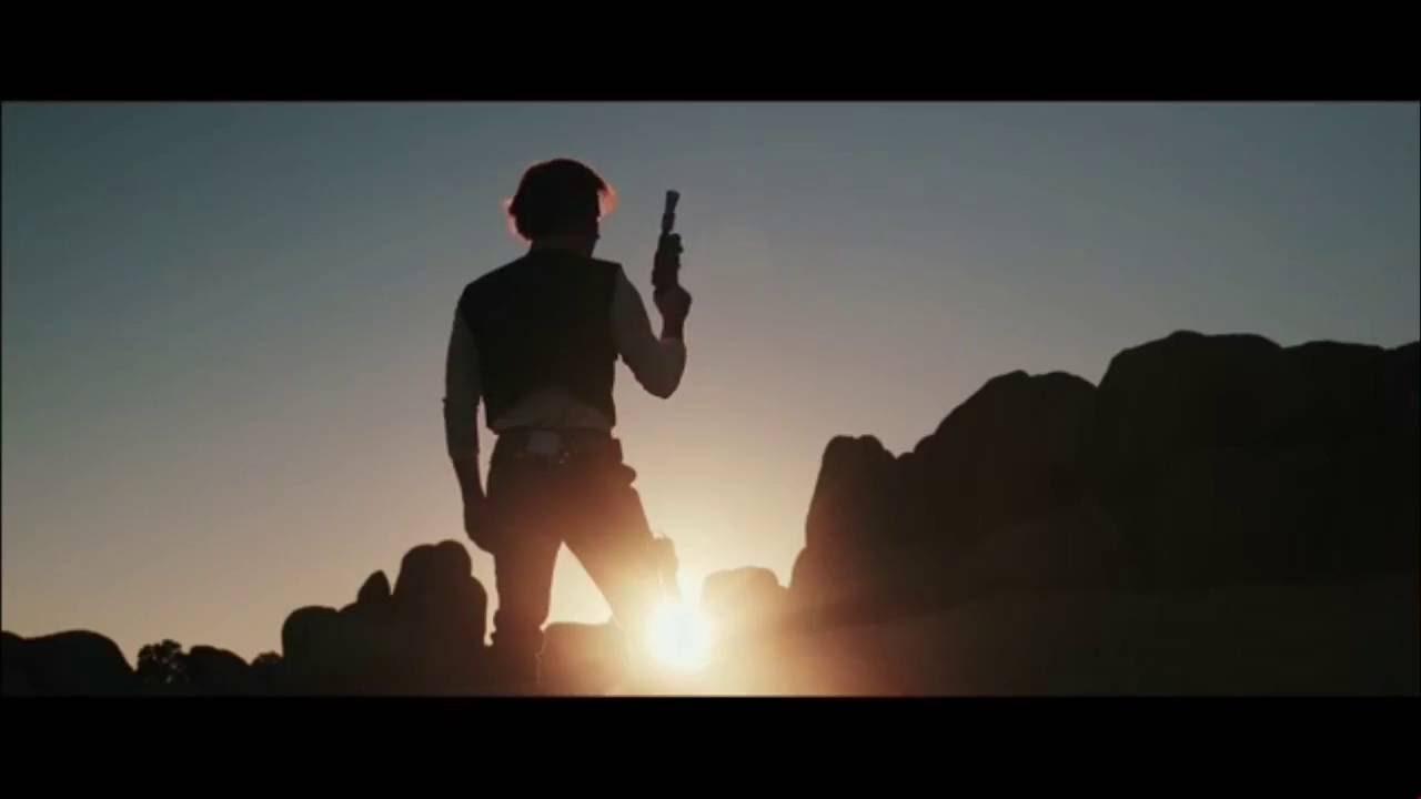 Star Wars Han Solo Trailer