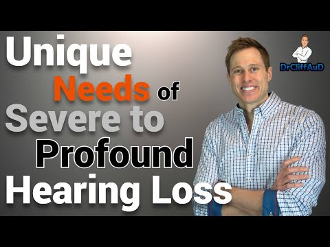 Hearing Aid Needs of Severe to Profound Hearing Loss | Phonak Paradise