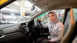Honda Brio Satya E CVT 1,2 L terbaru, Spesifikasi, Harga Review Singkat