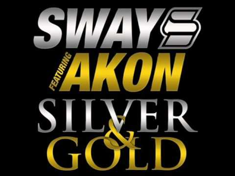 Sway ft Akon Silver and Gold Instrumental WIth Hook
