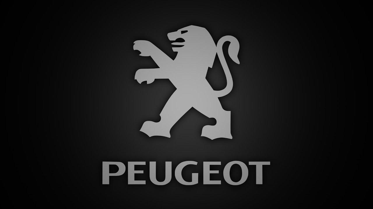 peugeot логотип обои