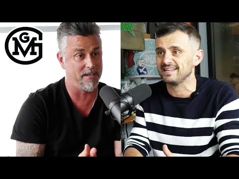 Richard Rawlings vs New York - Live On The #AskGaryVee Show - Gas Monkey Garage