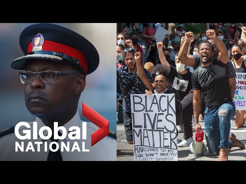 Global National: June 8, 2020 | Toronto police chief resigns amid calls to defund police departments