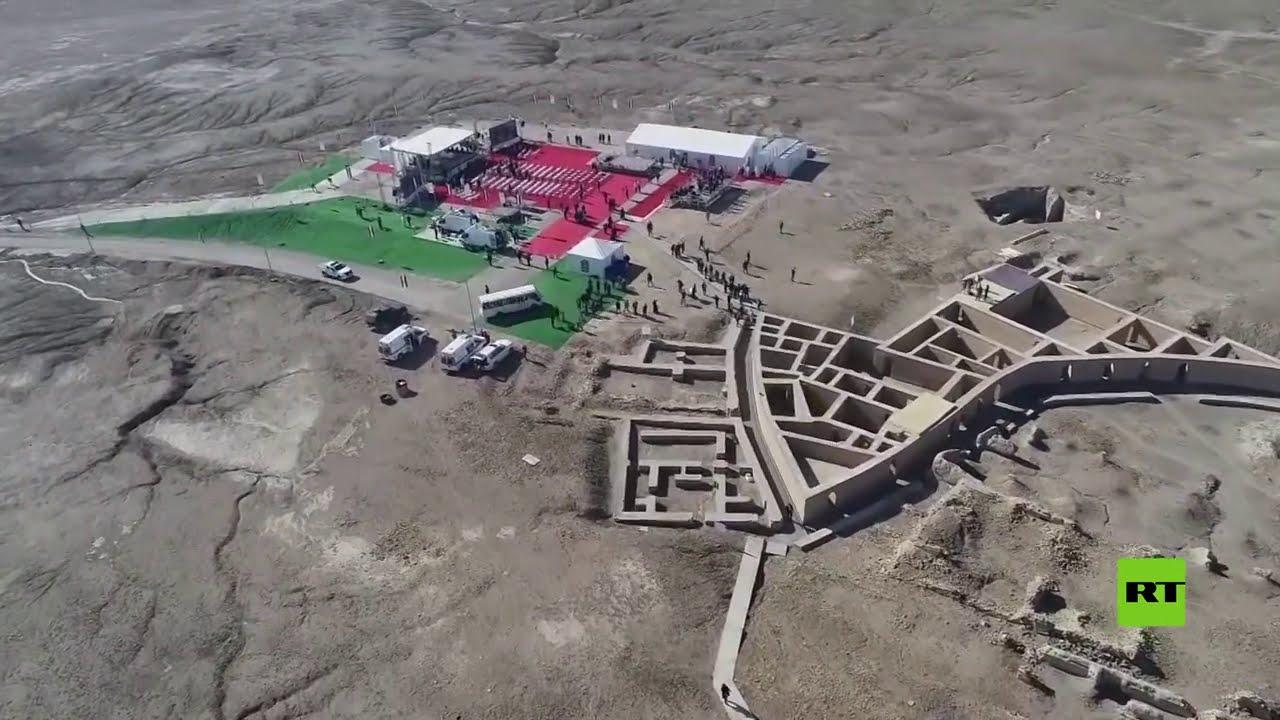 وصول البابا إلى مدينة أور الأثرية بجنوب العراق للصلاة في بيت النبي إبراهيم  - نشر قبل 2 ساعة