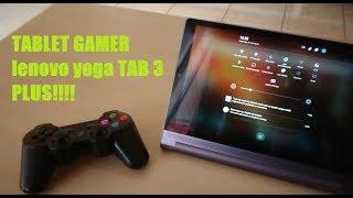 Lenovo yoga TAB 3 PLUS -Tablet GAMER 2018