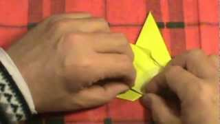 How To Make An Origami Angel By Crease The Origami Boy