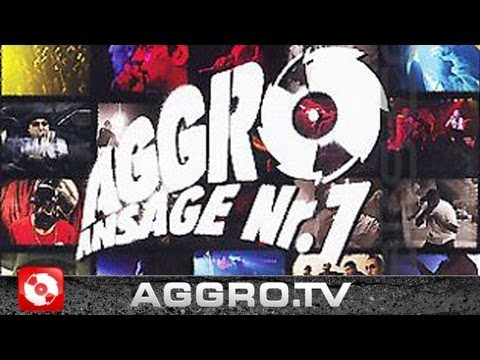 AGGRO ANSAGE 1 DVD - TEIL 2 (OFFICIAL VERSION AGGROTV)