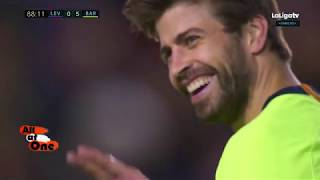#LevanteBarça | Levante vs Barcelona 0-5 - All Goals & Highlights 16/12/2018 HD