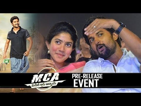 MCA Pre Release Function | Middle Class...