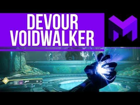 Destiny 2: Devour Voidwalker is Amazing (Best Class / Build)