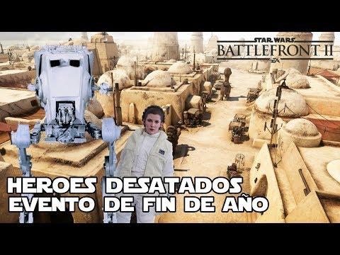 El caos en Tatooine - Evento de fin año Battlefront 2 - Star wars - Jeshua Revan thumbnail