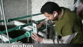 تعلم لحام مواسير البولى Learn to weld polyethylene pipes