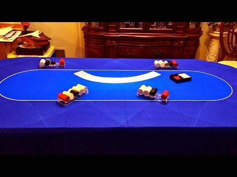 Making a Removable Poker Table Top