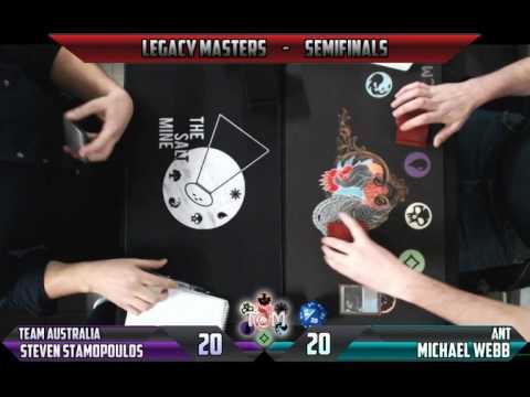 Legacy - Eternal Masters Weekend - Semifinals