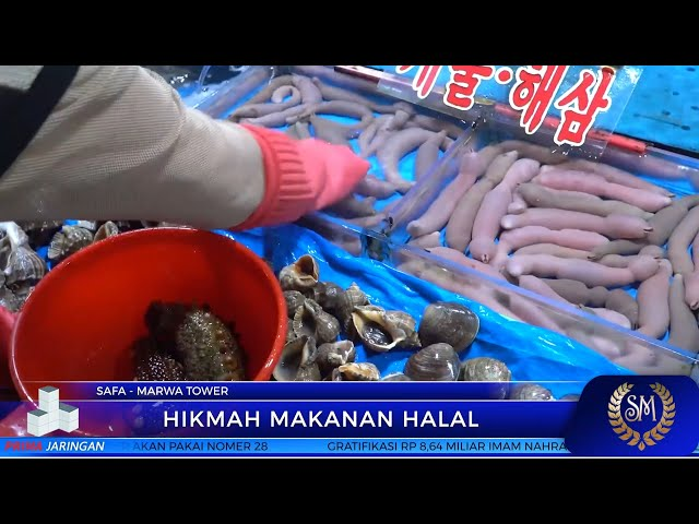 HIKMAH MAKANAN HALAL