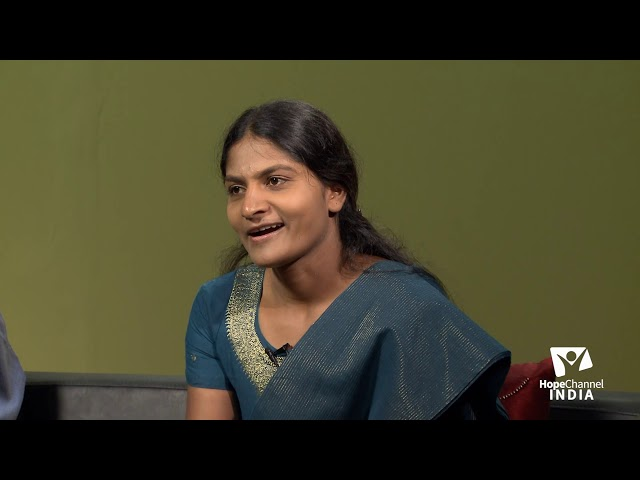 10 Come Let's Talk (S4)   Jayanna