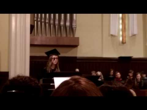 Taylor Chapman Franklin Classical School Valedictorian Speech 27 May 2017