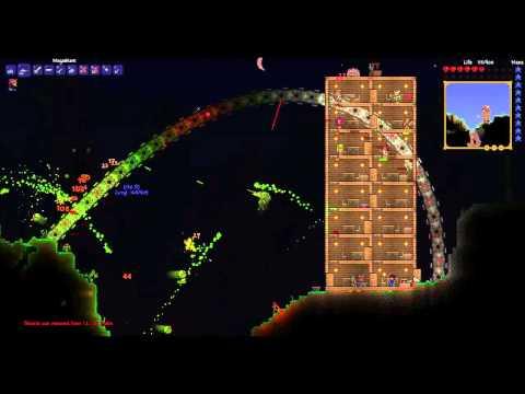 Terraria : The Destroyer - Accidental summon
