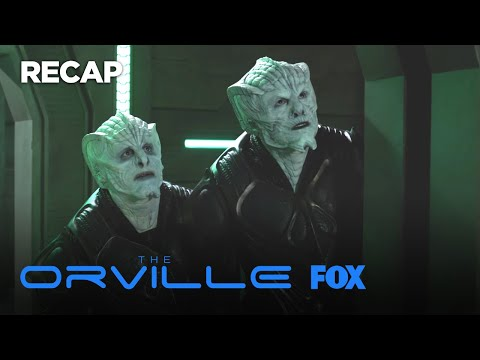 Mission: Krill | Season 1 Ep. 6 | THE ORVILLE