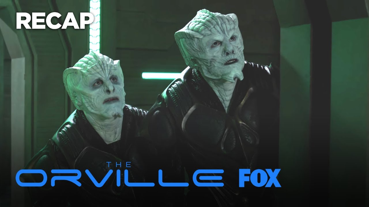 Download Mission: Krill   Season 1 Ep. 6   THE ORVILLE