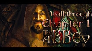 The Abbey [Murder in the Abbey] Walkthrough Chapter 1 [Hun]