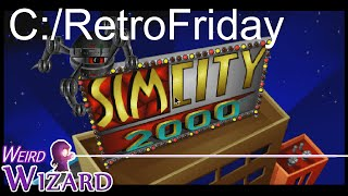 Retro Friday - SimCity 2000 - City building foundations!