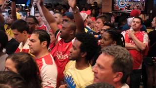 Philly Gooners FA Cup Final 2015
