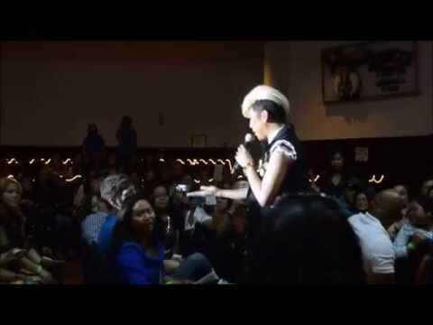 i-Vice Ganda Mo'Ko Sa Amekrika [[ Jacksonville ]] [[not full video]]