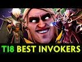 BEST INVOKERS of The International 2018 — Group Stage